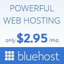 bluehost in content ad