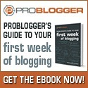Guide to Your First Week Blogging