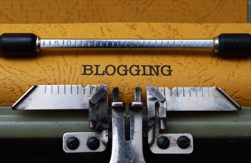 i want to write a blog